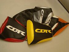 HONDA 01/02/03 CBR600f4i PASSENGER SEAT COVER 7 COLORS TO CHOOSE FROM