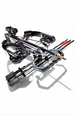 New 2016 Barnett Buck Commander Raptor Reverse Draw Crossbow Package 78246