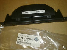 NEW OEM BMW 51168190206 FRONT CUP HOLDER
