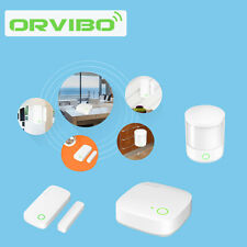 ORVIBO Alarm Kit Smart Home System App Control Hub Door Window Motion PIR Sensor