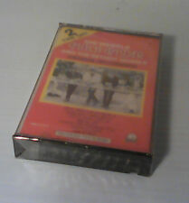 MITCH RYDER & THE DETROIT WHEELS - BIG WHEELS - DBL. PLAY CASSETTE - SEALED