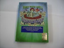 GRATEFUL DEAD - FARE THEE WELL - 3CD+2DVD NEW SEALED 2015