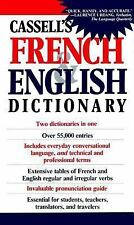 Cassell's French & English Dictionary, , Good Book