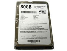 "New 80GB 8MB Cache SATA 3Gb/s 2.5"" Internal Hard Drive for Laptop, Macbook, PS3"