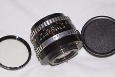 Carl Zeiss Pancolar 50mm f1.8 Zebra Lens