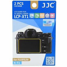 JJC LCP-XT1 LCD Screen Protector Guard Film Cover for Fujifilm X-T1 Camera
