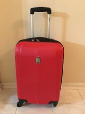 "delsey 20"" carry-on luggage Hardside Expandable Spinner"