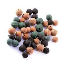 Rubber beads, goma perlas, topes de goma, ∅ 4,5-5-5-6,5mm Soft beads, carpfishing