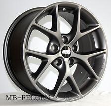 BBS SR himalaya-grau matt 17 Zoll Kompletträder Nexen 245/45 BMW 5er E60 E61