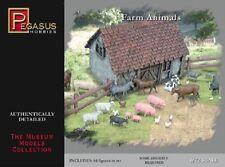 PEGASUS  1/72  Farm Animals    PGS7052