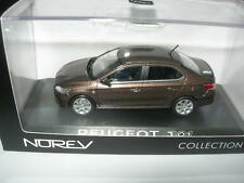 Norev 1:43 473100 Peugeot 301 2012 Brown NEW