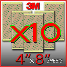 X10 3M 300LSE Double Sided - SUPER STICKY HEAVY DUTY SHEET OF ADHESIVE TAPE