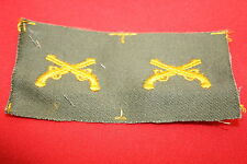 U.S. WW2 - KOREA M43 JACKET MILITARY POLICE MP BADGE CLOTH US COLLAR BOS OFFICER