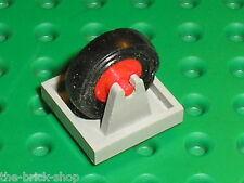 Essieu roue LEGO VINTAGE wheel holder ref 8 / Set 373 148 6542 698 691 364 362..