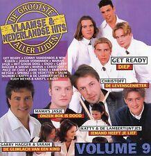 De Grootste Vlaamse & Nederlandse Hits Aller Tijden (CD)