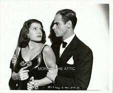 RITA HAYWORTH IS IN TROUBLE IN WHO KILLED GAIL PRESTON COLUMBIA PICTURES STILL 1