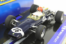 SCALEXTRIC C3092 LOTUS 49 JO SIFFERT NEW 1/32 SLOT CAR IN DISPLAY CASE