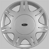 "NEW Genuine FORD KA / FOCUS MK1 / FIESTA MK5 14"" Wheel Trims Covers Set of 4"