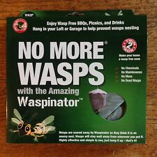 L'originale Waspinator Twin Pack-No More VESPE NO sostanze chimiche non morti VESPE
