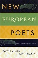 New European Poets-ExLibrary