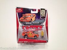 Disney Pixar Cars 2 Movie Snot Rod with Flames Tuners Series Diecast 1:55 Scale