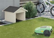 Weka Tondeuse-robot Garage 367 nature 80x87x71cm