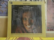 ANDY WILLIAMS, LOVE THEME FROM GODFATHER - QUADRAPHONIC LP CQ 31303