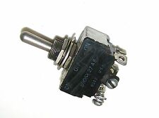 Eaton Aircraft Toggle Switch - On-Off-On , # 8906K2748