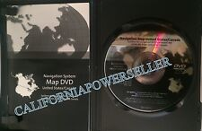 07 08 2009 2010 CADILLAC ESCALADE ESV EXT NAVIGATION MAP CD DISC DVD 9.3 UPDATE