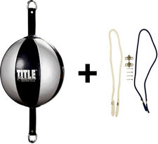 Title Boxing Platinum Double End Bag Package