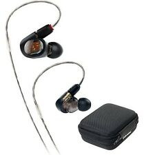Audio-Technica ATH-E70 Professional In-Ear Monitor Headphone - Black