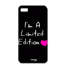 CUSTODIA COVER CASE FRASE LIMITED EDITION CUORE PER iPHONE 6 PLUS 5.5""