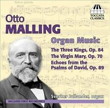 NEW Otto Malling: The Three Kings, Op. 84; The Virgin Mary, Op. 70;... CD (CD)