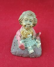 Tom Clark / Lee Sievers Baby Girl #8 Figurine Retired