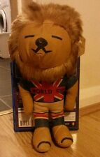 Vintage World Cup Willie the Lion England Mascot Soft Toy 1966. Pedigree VGC
