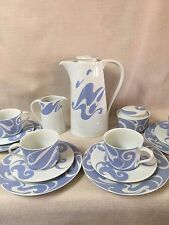 Block Spal Portugal Vibrant by Jack Prince Teapot Sugar Creamer Tea Cups Plates