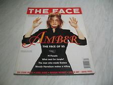 The Face magazine # 175 Vol 2 issue 75 Amber Valletta cover Woody Harrelson