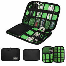 Popular Electronic Accessories Cable USB Organizer Bag Case Travel Insert sgus