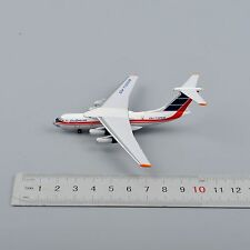 CUBANA Ilyushin IL-76 Inflight 500 Model 1/500 Airplane Aircraft collection Toys