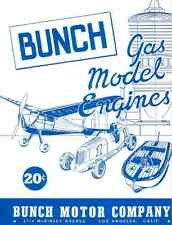 MODELLISMO AEREO Gas Model Engine Catalog 1940 Bunch (eng) - DVD