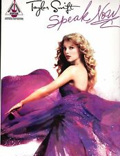 Taylor Swift Speak Now Album  Guitar Tab  Song Book