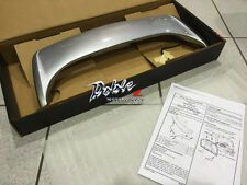 Original Honda Gl1800 Gl 1800 Goldwing Estaño Plata Trunk Spoiler + Luz De Freno