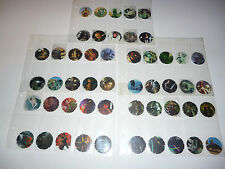 Star Wars Trilogy -  Walkers Tazo's / Pogs Trading Card Set