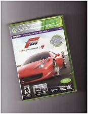 Forza Motorsport 4 (XBOX 360, Kinect Ready, TOP GEAR Video Game) Brand NEW
