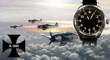 B-UHR BIG PILOT 55 mm watch,limited edition, brand new  + warranty card! VIDEO!