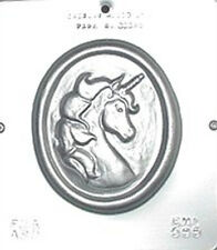 Unicorn Plaque Chocolate Candy Mold 588 NEW