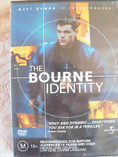 The Bourne Identity (DVD, 2003) * USED  *