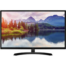 "LG 32MP58HQ-P 32"" Screen LED lit HD 1080p HDMI 2.0 60 Hz Monitor IPS 1920 x 1080"