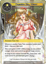 Force of Will TCG  x 4 Dreaming Girl, Wendy [CFC-001 R] English [NM-Mint]