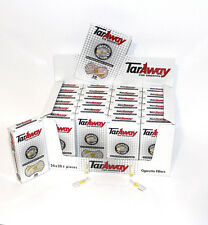 TarAway Cigarette Filters, REDUCE TAR AND NICOTINE 5 Packs (150 Filters)